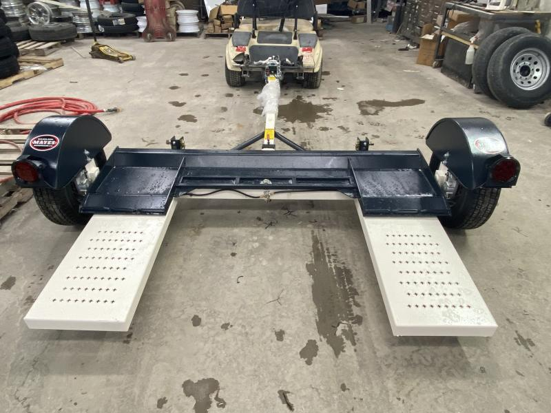 2021 Stehl ST80TD Tow Dolly - Surge Brakes - LUGGAGE BASKET (GVW:  2999)