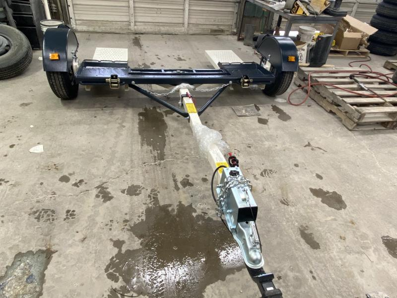 2021 Stehl ST80TD Tow Dolly - Surge Brakes (GVW:  2999)
