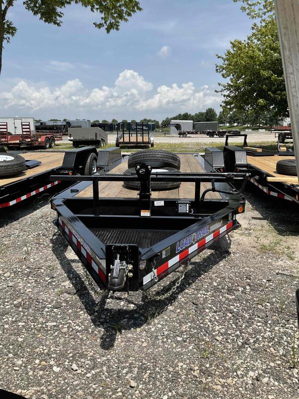 2021 Load Trail TH8322072 Equipment Trailer - 83x22 (6+16) TA Tilt-N-Go Trailer - D-Rings - Tool Trail - Rub Rail - Spare Tire MOUNT ONLY (GVW:  14000)