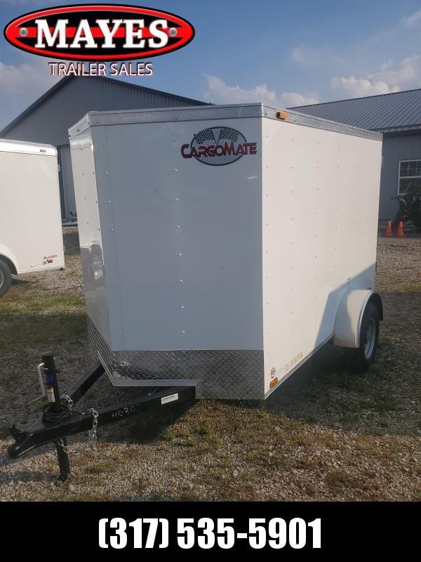 2022 Cargo Mate SSV58SA Enclosed Cargo Trailer 5x8 Ramp Door (GVW:2000)