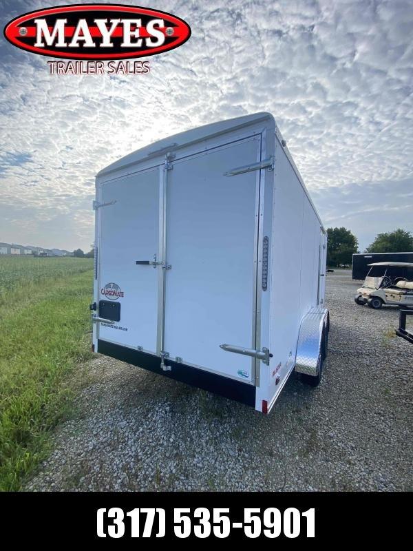 2022 Cargo Mate BL716TA2 Enclosed Cargo Trailer - 7x16 TA - Double Door - Side Door - (GVW:  7000)