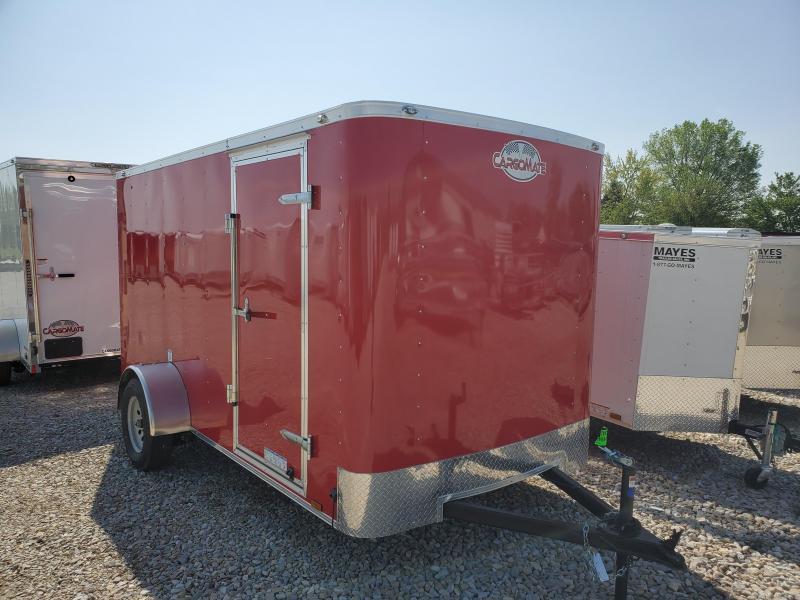 2020 6x12 SACargo Mate SS612SA Enclosed Cargo Trailer - Ramp Door - 6
