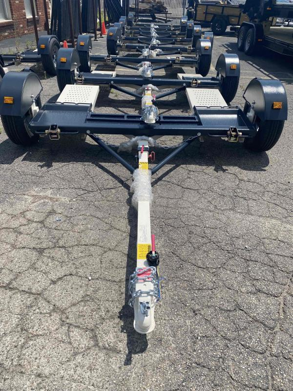 2021 Stehl ST80TD Tow Dolly - No Brake - 2 Inch Coupler - 14 Inch Radial Tires (GVW:  2999)
