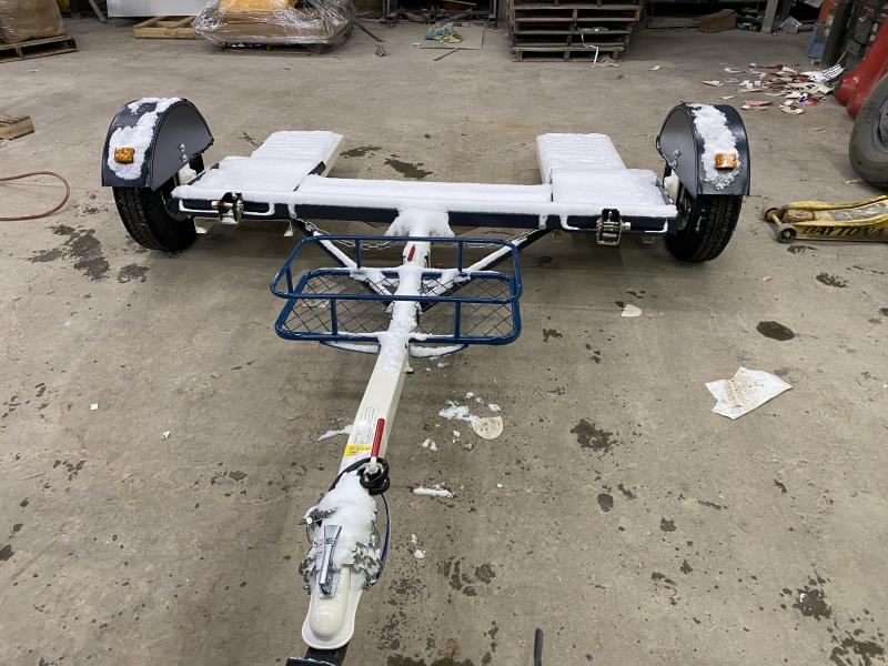 2021 Stehl ST80TD Tow Dolly - No Brake - LUGGAGE BASKET (GVW:  2999)
