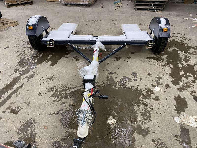 2021 Stehl ST80TD Tow Dolly - Electric Brakes (GVW:  2999)