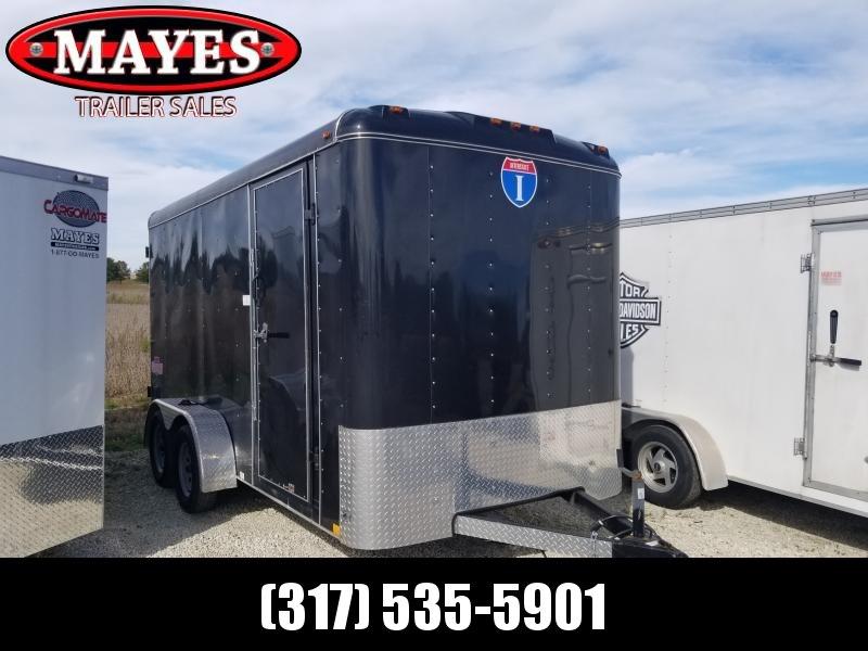 USED 2019 Interstate ILRD714TA2 Enclosed Cargo Trailer 7x14 TA (GVW:7000)
