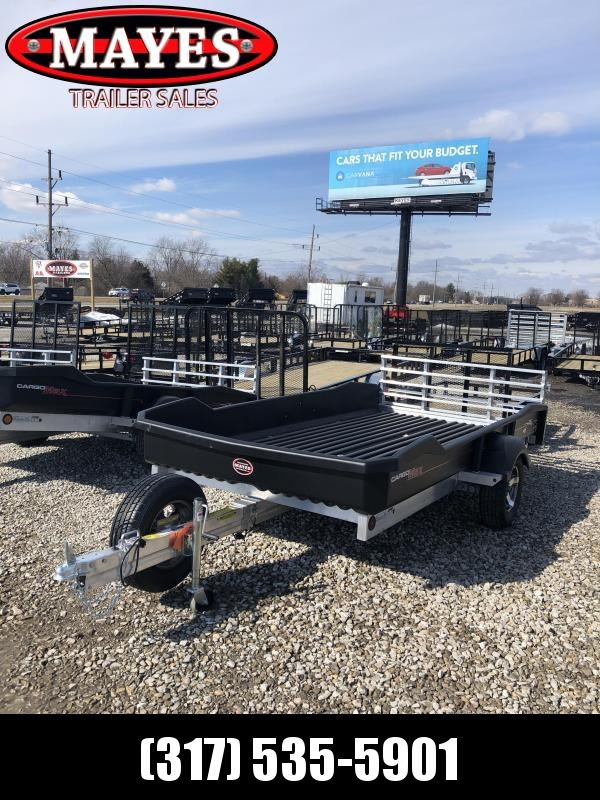2021 Floe CM-XRT 13-73 Utility Trailer - 73x13 SA - Alum. Frame - Tailgate - Torsion Axle - Rugged Molded Ultra Body - 3 Loading Stages (GVW:  2990)