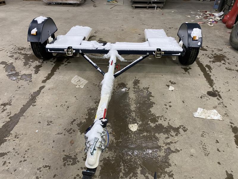 2021 Stehl ST80TD Tow Dolly - No Brakes (GVW:  2999)