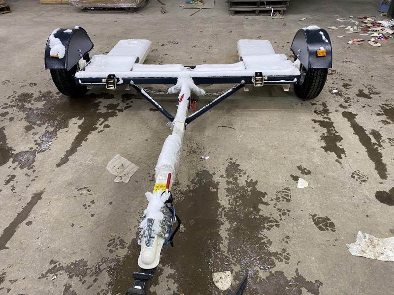 2021 Stehl ST80TD Tow Dolly - No Brake (GVW:  2999)