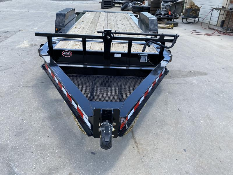 2020 83x18(16' Tilt + 2' Stationary) Load Trail Tilt Trailer - (GVW: 14000)