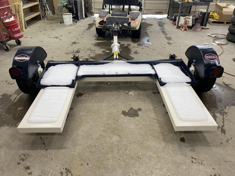 2021 PJ Trailers ST80TD Tow Dolly - Electric Brakes (GVW:  2999)