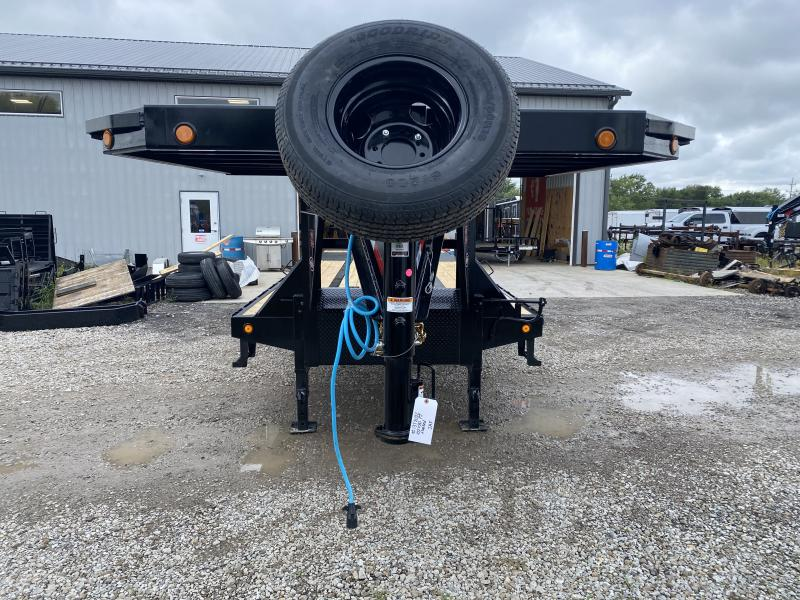2022 PJ Trailers 102x30 Low-Pro Flatdeck With Duals (LD) Flatbed Trailer