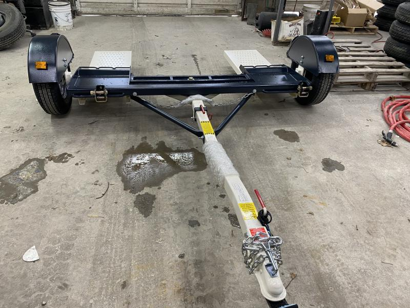 2021 Stehl ST80TD Tow Dolly - No Brakes (GVW:  2999)
