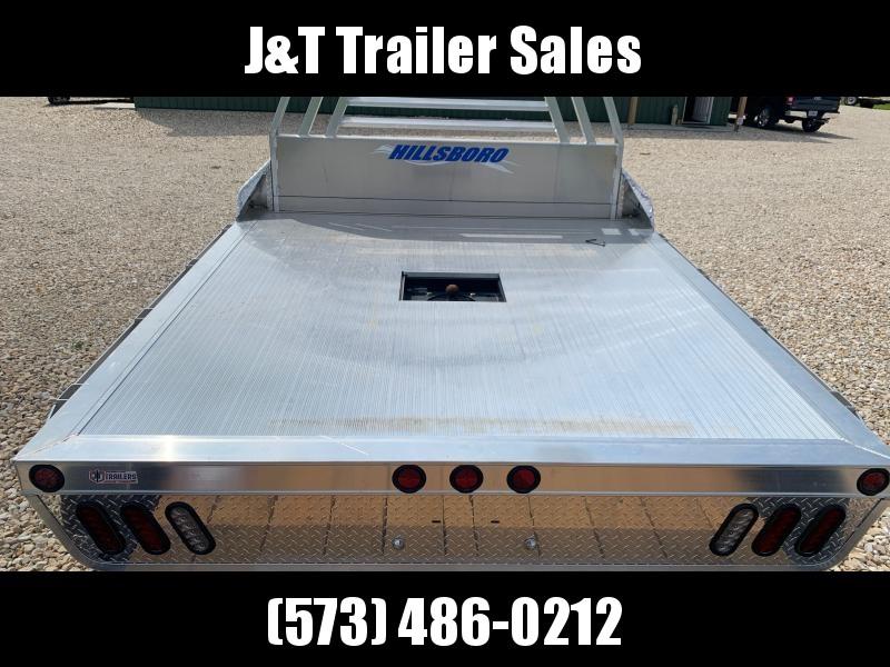 2021 Hillsboro 2000 Aluminum Truck Bed