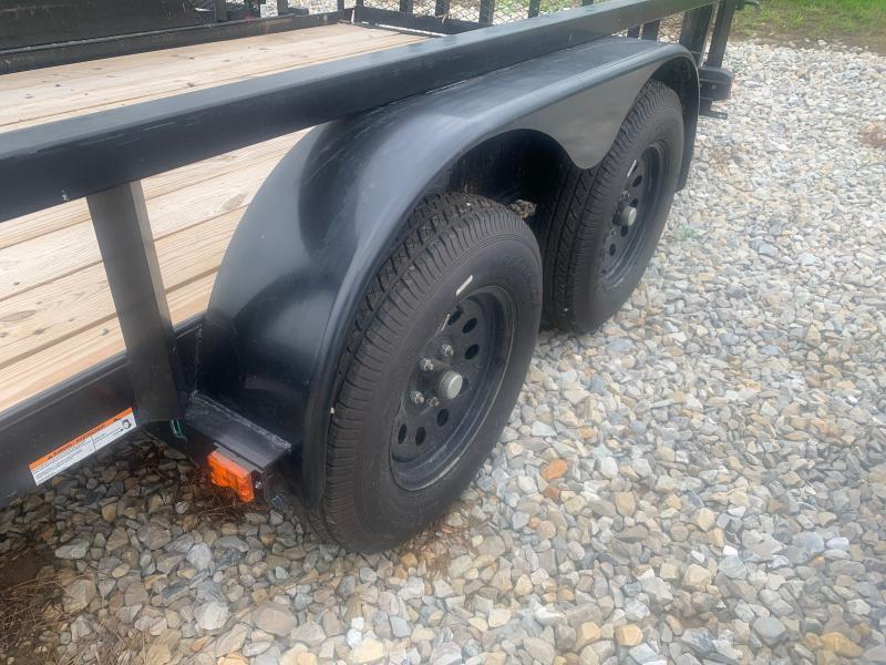2021 Carry-On 76X14GW2BRK Utility Trailer