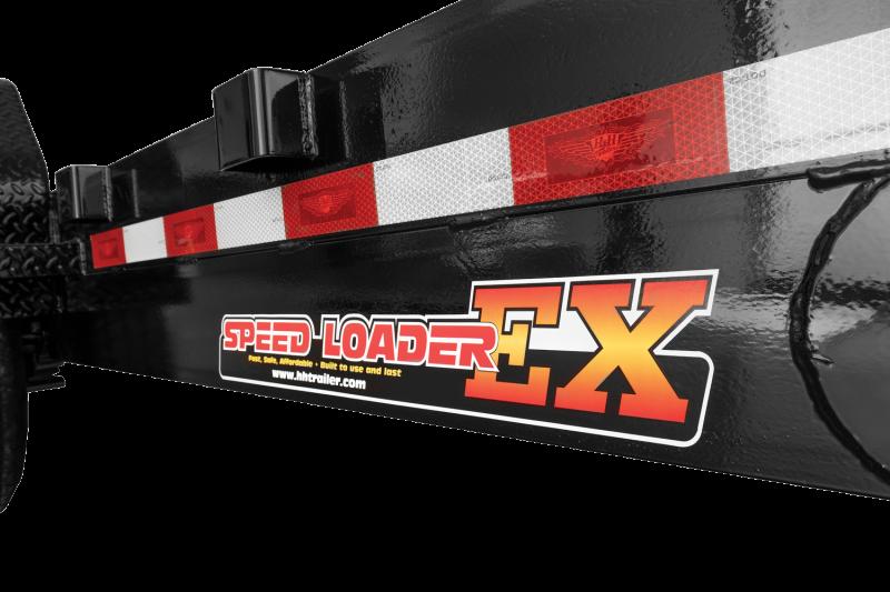 2021 H & H Trailer H8222EX-140 Car / Racing Trailer
