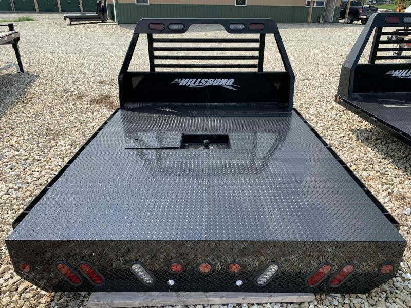 2021 Hillsboro Industries SLT Steel Truck Bed