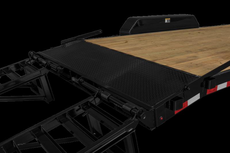 2021 H&H Trailers 82x18+2 Industrial Equipment Trailer 14K (H8220IL-140) Equipment Trailer