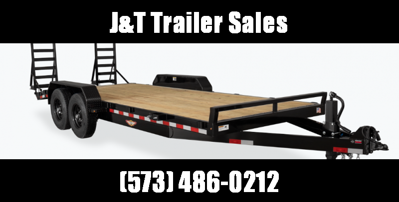 2021 H&H Trailers 82x18+2 Industrial Equipment Trailer 14K (H8220IL-140) Equipment Trailer