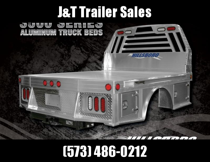 2021 Hillsboro Industries Aluminum 3500 - 77417 Truck Bed