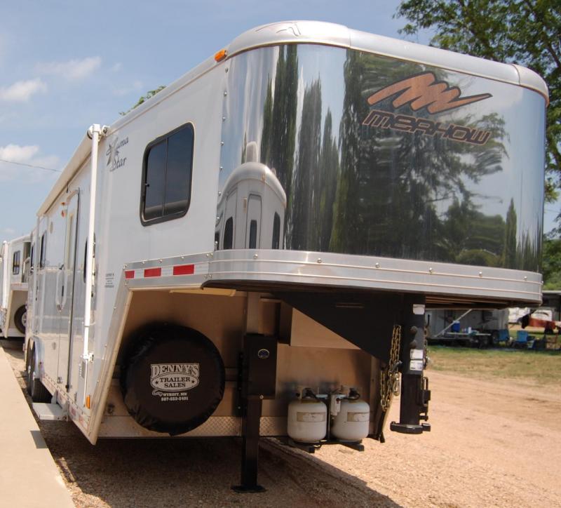 2012 Merhow Trailers Horse Horse Trailer