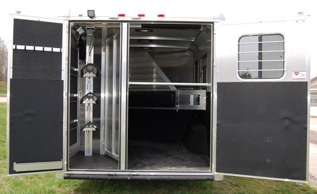 2020 Hart Trailers Traditional Horse Trailer