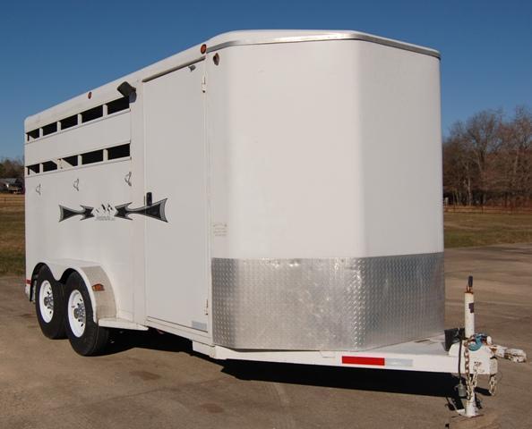 2008 Titan Trailers Avalanche Horse Trailer