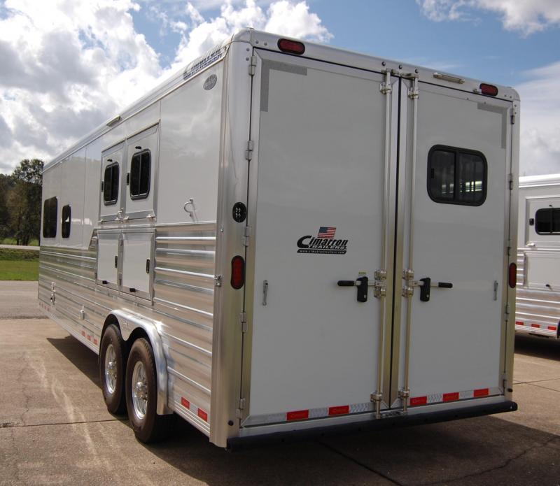 2022 Cimarron Trailers NorStar Horse Trailer