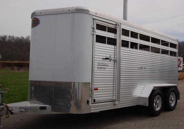 2019 Sundowner  Stockman Express Horse Trailer