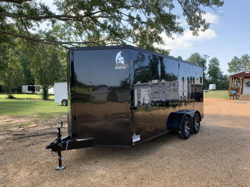2021 Spartan S7X16TA Enclosed Cargo Trailer