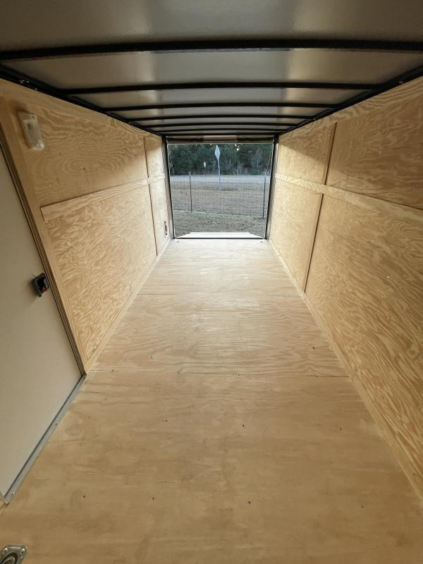 2021 Spartan Cargo SP7X16TA Enclosed Cargo Trailer