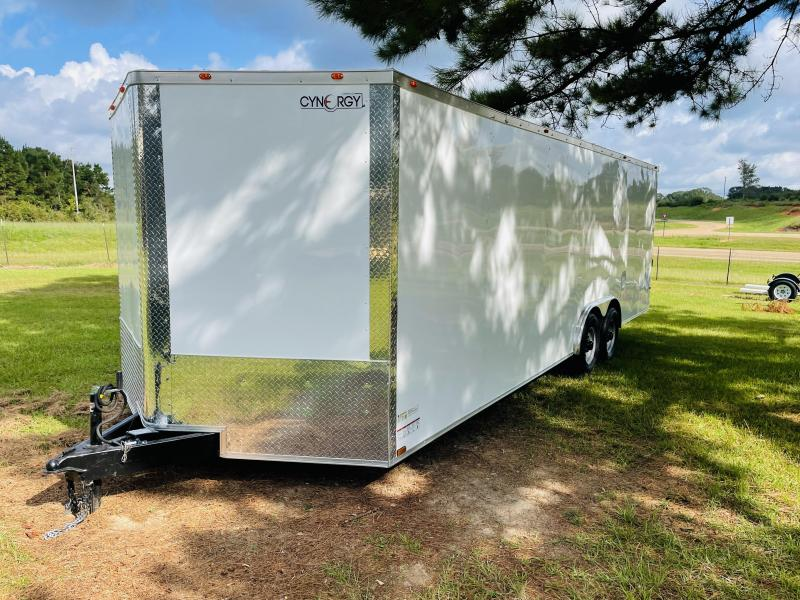 2021 Cynergy Cargo ADVANCED CCL8.5X24TA3 Enclosed Cargo Trailer
