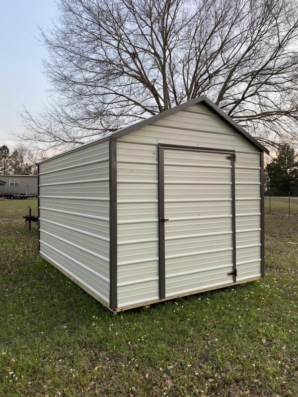 2020 Derksen Best Value 8X12 Metal Building