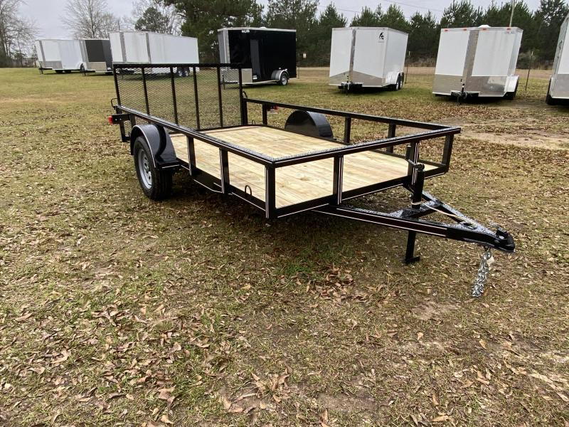 2020 Triple R 6x10+2 AFNT - 3500 Utility Trailer