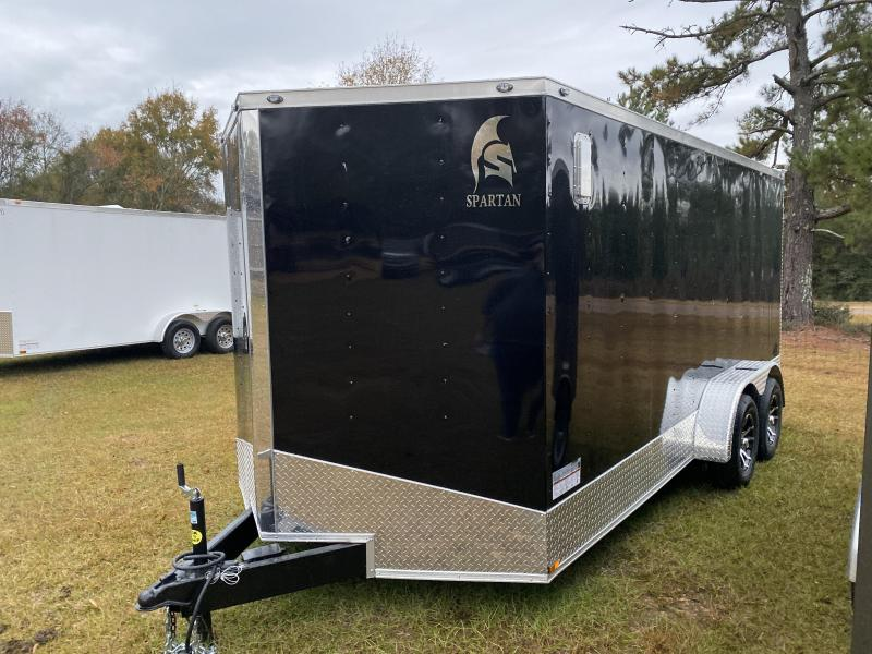 2020 Spartan Cargo SP7X16TA Enclosed Cargo Trailer