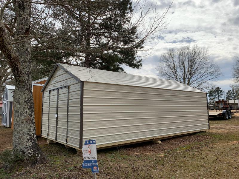 2020 Derksen 12 x 24 BEST VALUE Metal Building