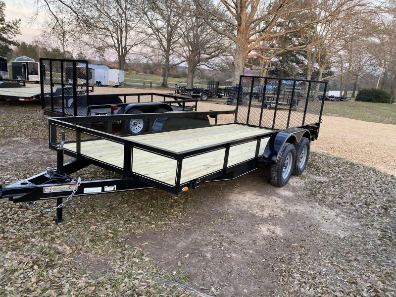 2021 Triple R 6.5-16-FB2 Utility Trailer