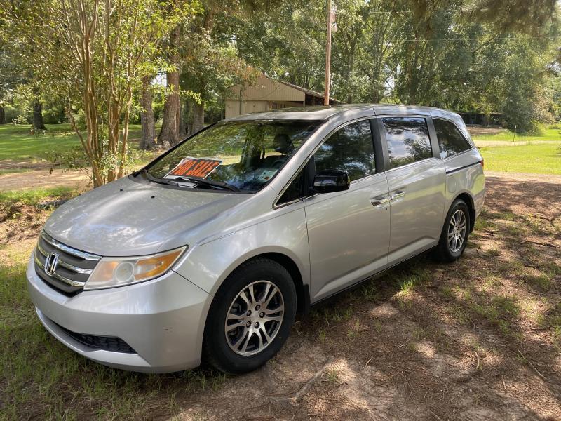 2012 Honda Odyssey Van EX-L FWD SUV