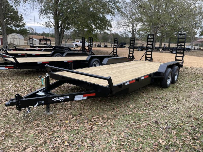 2021 Bye Rite 7 X 20 10K Equipment Trailer