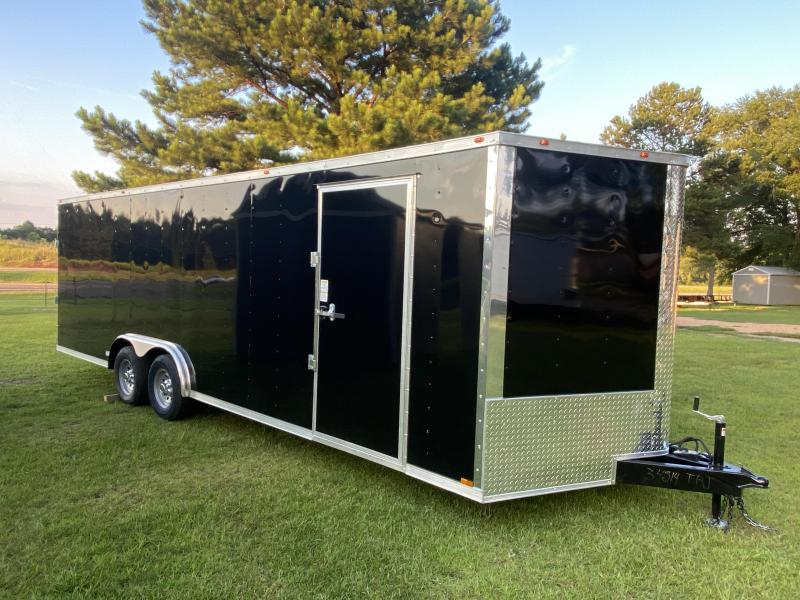 2021 Cynergy Cargo Advanced CCL8.524TA3 Enclosed Cargo Trailer