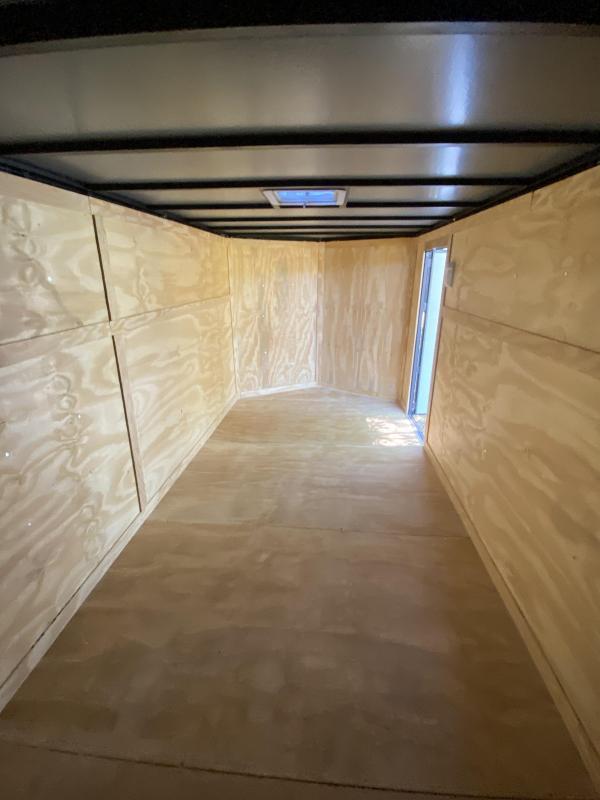 2020 Spartan Cargo SP7X16TA Enclosed Cargo Trailer