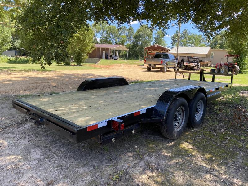 "2020 C&M 83"" X 20' 7K Equipment Trailer"
