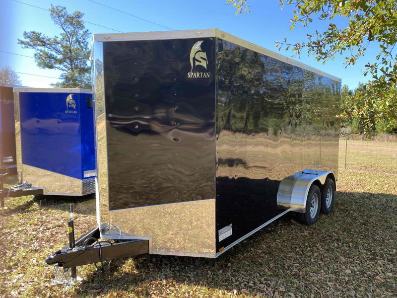 2021 Spartan Cargo  S7X16TA Enclosed Cargo Trailer