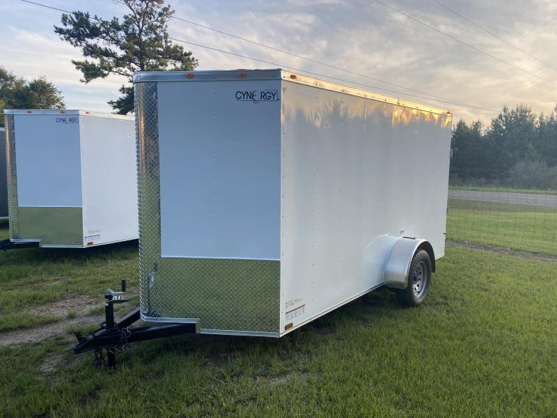 2020 Cynergy Cargo Advanced CCL612SA Enclosed Cargo Trailer