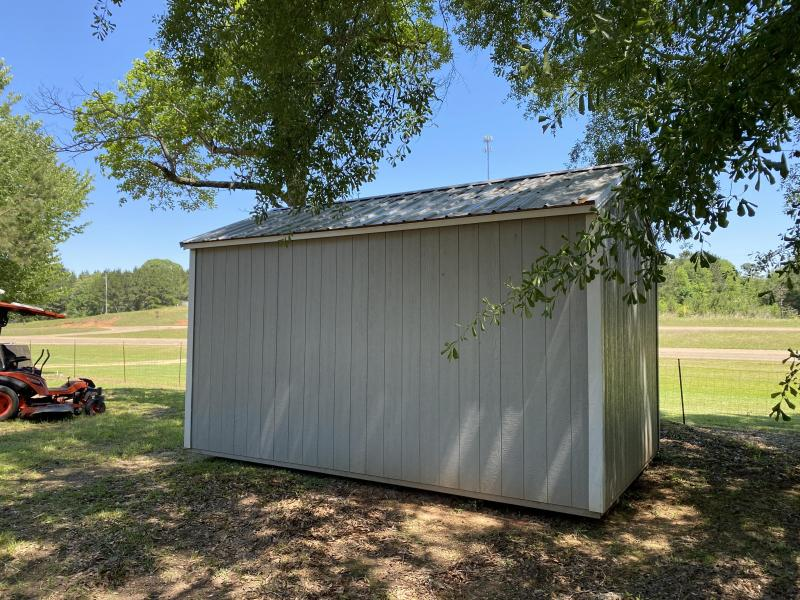 2021 Derksen 10X16 Painted Side Utility Shed