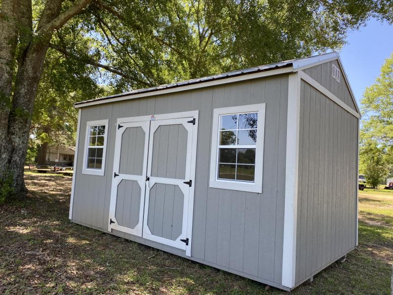 2020 Derksen 10X16 Painted Side Utility Shed