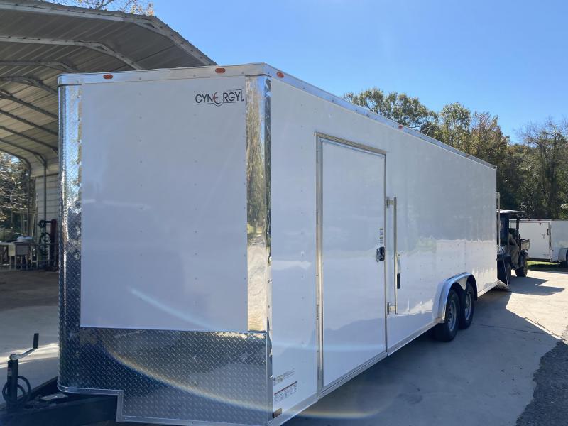 2021 Cynergy Cargo 8.5x24TA Enclosed Cargo Trailer
