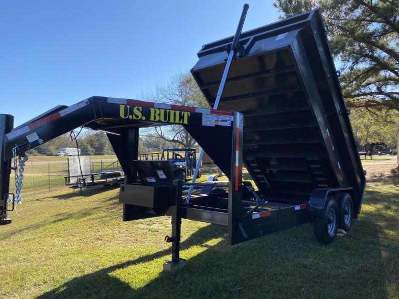 2021 U.S. Built DT71414KGN Dump Trailer