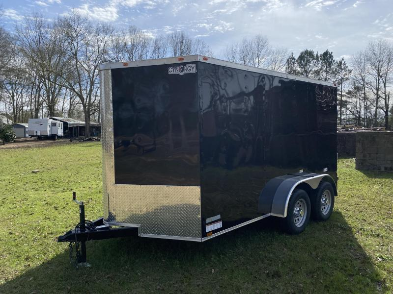 2020 Cynergy 7X12 Cargo Trailer