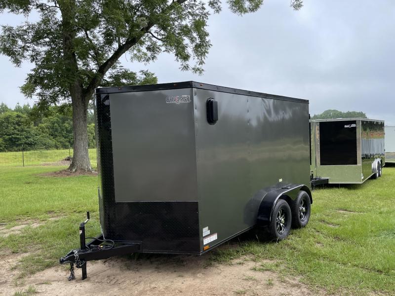2021 Cynergy Cargo 7X12 Advanced Enclosed Cargo Trailer